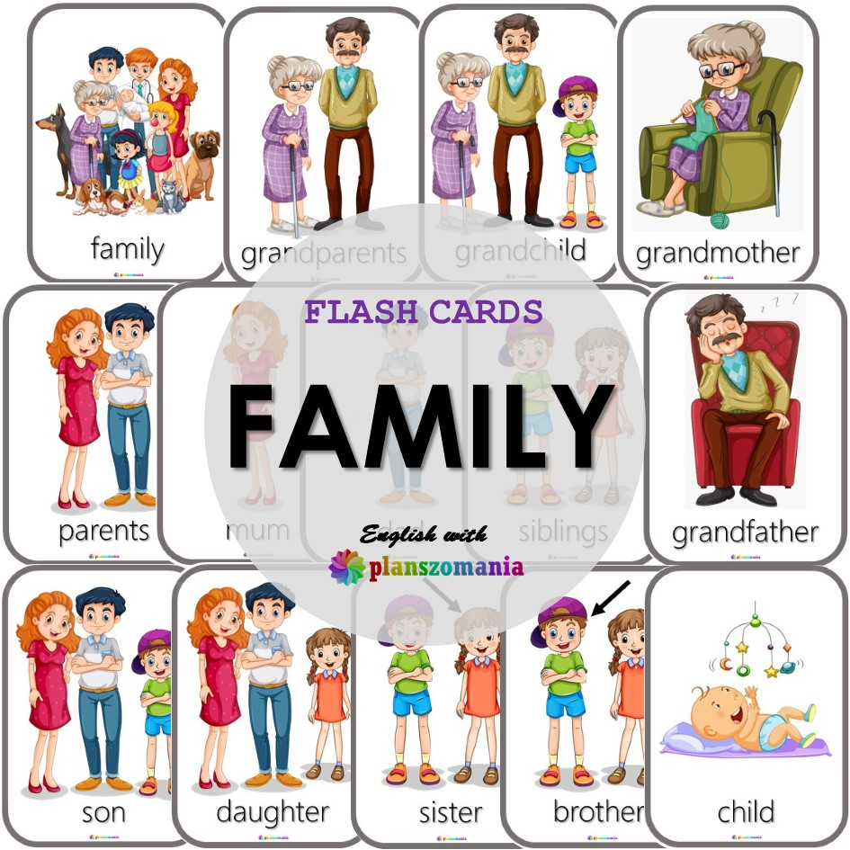 FAMILY-FLASH-CARDS